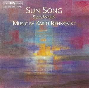 Karin Rehnqvist - Sun Song