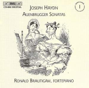 Haydn - Complete Solo Keyboard Music, Volume 1