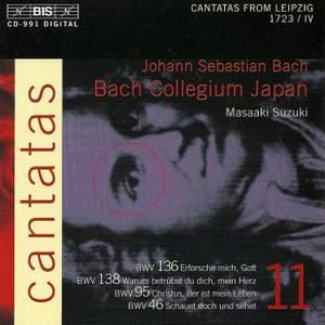 Bach - Cantatas Volume 11