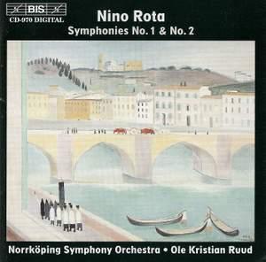 Nino Rota - Symphonies