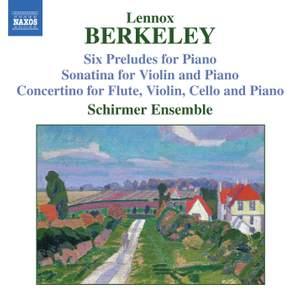 Lennox Berkeley - Chamber Music Product Image