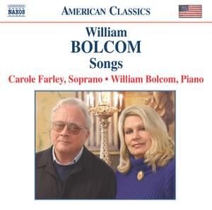 American Classics - William Bolcom Songs
