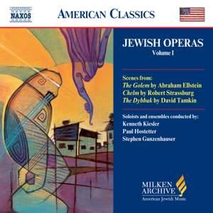 American Classics - Scenes from Jewish Operas Volume 1
