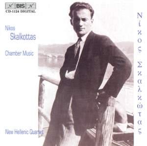 Nikos Skalkottas - Chamber Music
