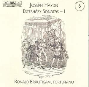 Haydn - Complete Solo Keyboard Music, Volume 6