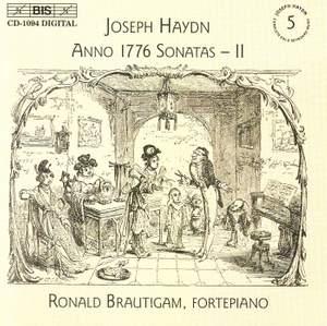 Haydn - Complete Solo Keyboard Music, Volume 5