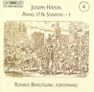 Haydn - Complete Solo Keyboard Music, Volume 4