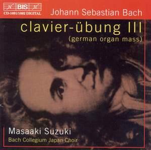 J S Bach - Clavier-Übung III