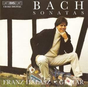 J. S. Bach - Guitar Sonatas