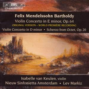 Mendelssohn - Violin Concertos Product Image