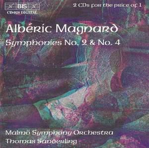 Magnard - Symphonies Nos. 2 & 4