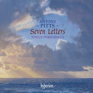 Antony Pitts - Seven Letters
