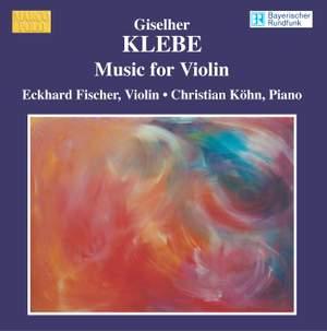 Giselher Klebe - Music for Violin Product Image