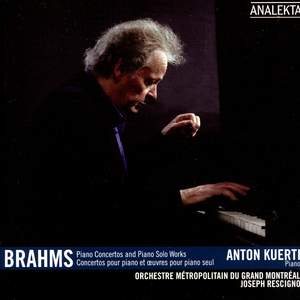Brahms - Piano Concertos and Piano Solo Works