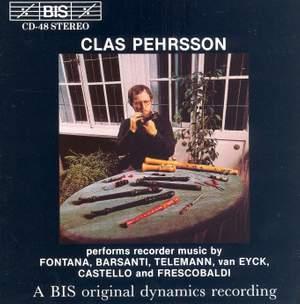 Recorder Chamber Music