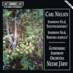Nielsen Symphonies