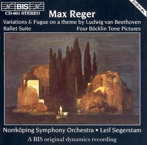 Max Reger - Variations & Fugue