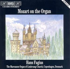 Mozart on the Organ
