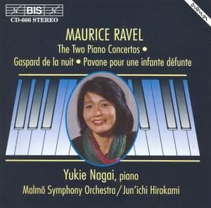 Yukie Nagai: Ravel Piano Works