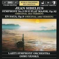 Sibelius: Symphony No. 5 & En Saga