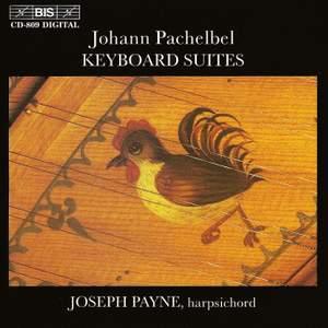 Johann Pachelbel - Keyboard Suites