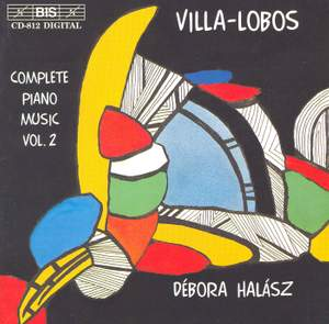 Villa-Lobos - Piano Music Volume 2