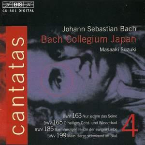 Bach - Cantatas Volume 4