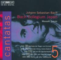 Bach - Cantatas Volume 5
