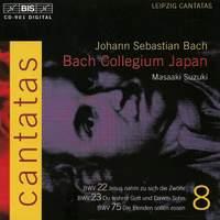 Bach - Cantatas Volume 8