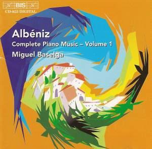 Albéniz - Complete Piano Music, Volume 1