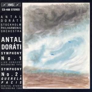 Antal Doráti - Symphonies Product Image