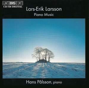 Lars-Erik Larsson - Piano Music