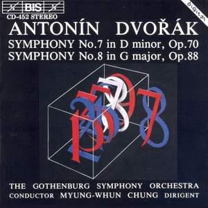 Dvorak - Symphonies Nos. 7 & 8