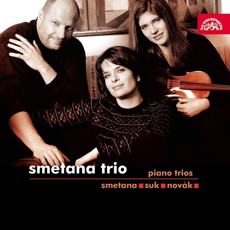 Smetana Trio - Smetana, Suk & Novak Piano Trios