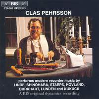 Modern Recorder Music