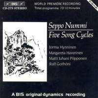 Seppo Nummi - Five Songs Cycles