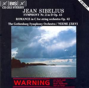 Sibelius: Symphony No. 2 & Romance