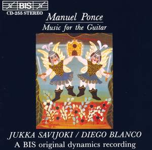 Manuel Ponce - Music for the Guitar