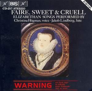 Faire, Sweet & Cruell