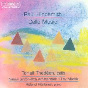 Paul Hindemith - Cello Music