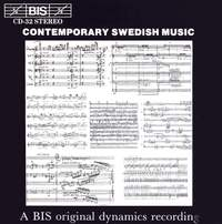 Contemporary Swedish Music