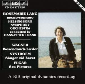Songs by Wagner, Nystroem, Elgar