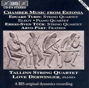 Chamber Music from Estonia Product Image