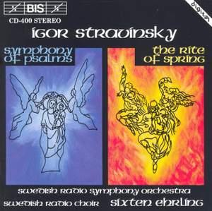 Stravinsky: The Rite of Spring & Symphony of Psalms