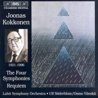 Joonas Kokkonen - The Four Symphonies & Requiem