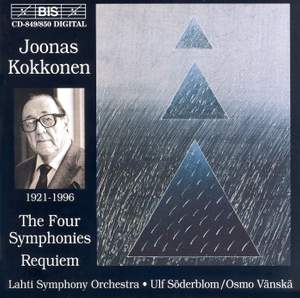 Joonas Kokkonen - The Four Symphonies & Requiem