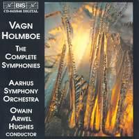 Vagn Holmboe - Complete Symphonies