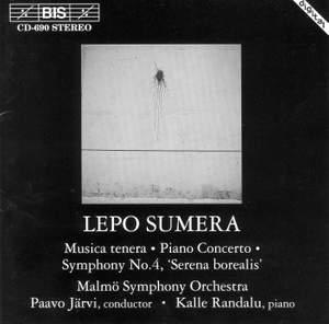 Sumera: Symphony No. 4, Serena borelia, etc.