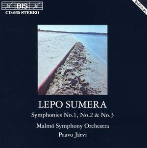 Sumera: Symphonies Nos. 1, 2 & 3