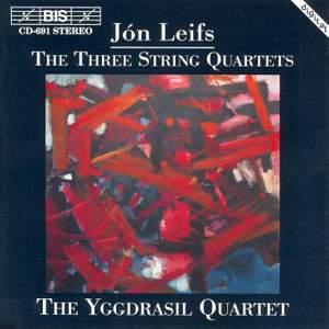 Jón Leifs - The Three String Quartets